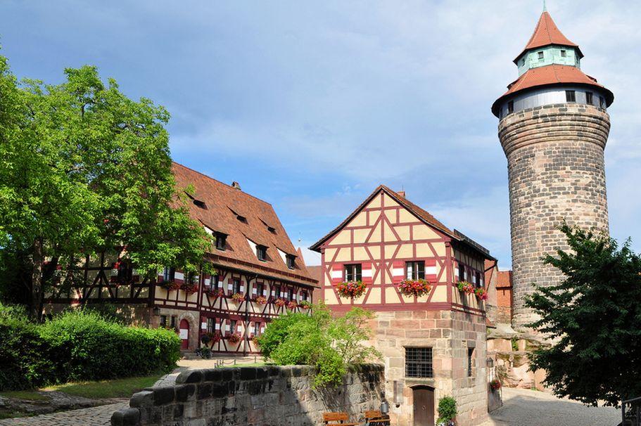 Städtereise Nürnberg - Kaiserbrug