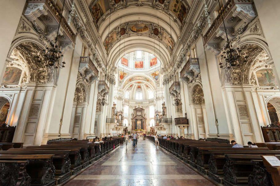 Städtereise Salzburg - Dom