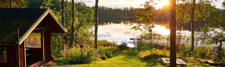 Busreise Rundreise Finnland