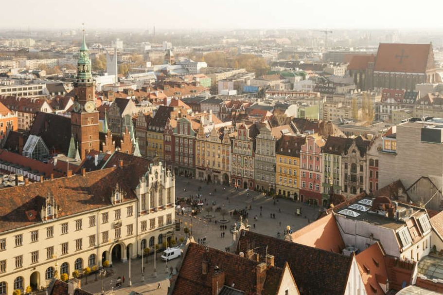 Städtereise Breslau - Breslau