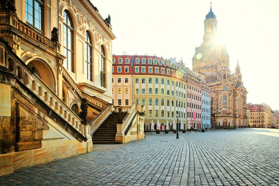 Städtereise Dresden - Innenstadt