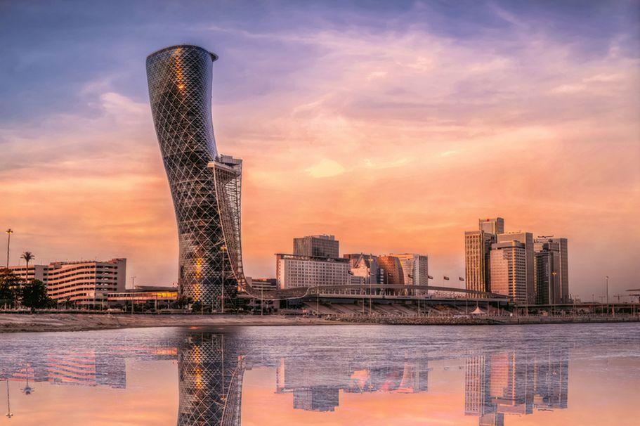 Flugreise Vereinigte Arabische Emirate - Capital Gate