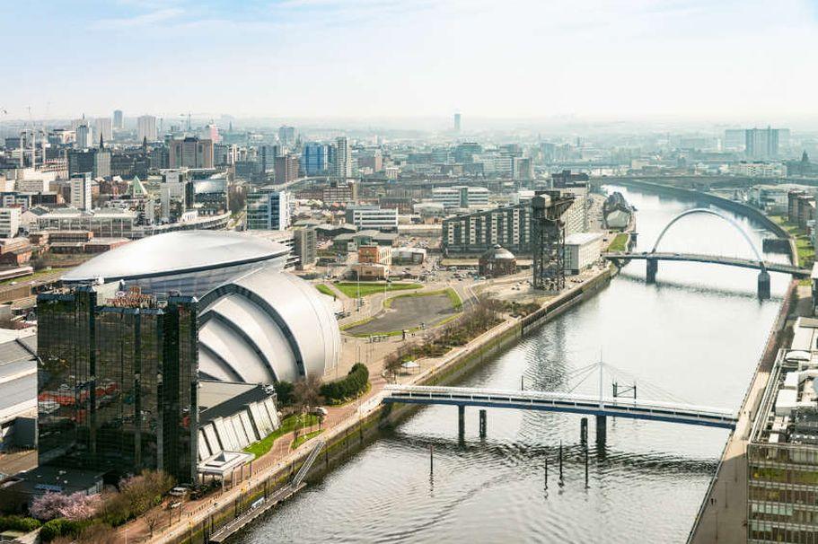 Rundreise Schottland - Glasgow