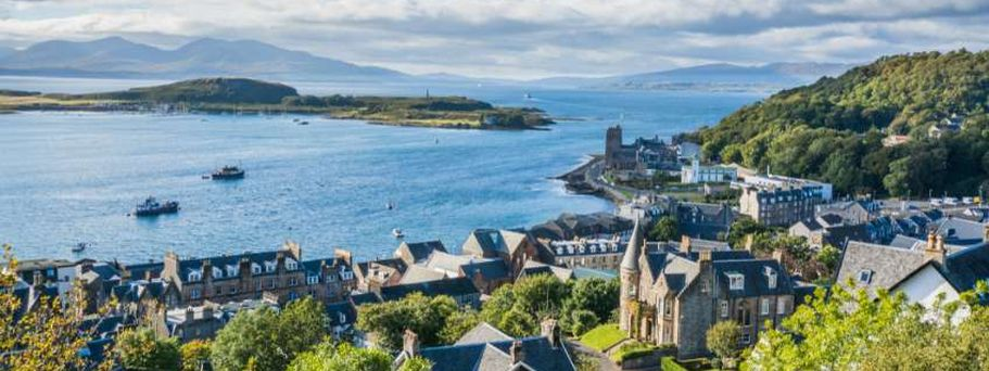 Kreuzfahrt Nordatlantik - Schottland