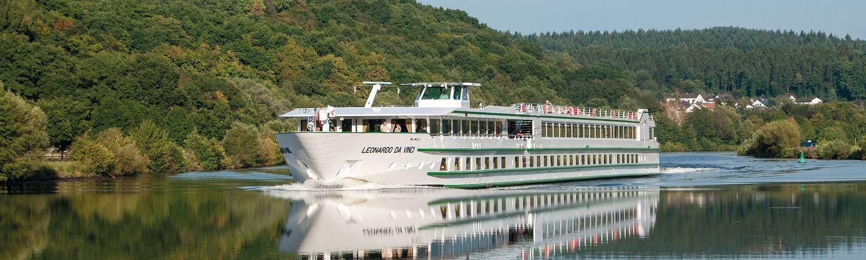 Flusskreuzfahrten mit CroisiEurope