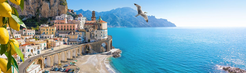Busreise Rundreise Italien
