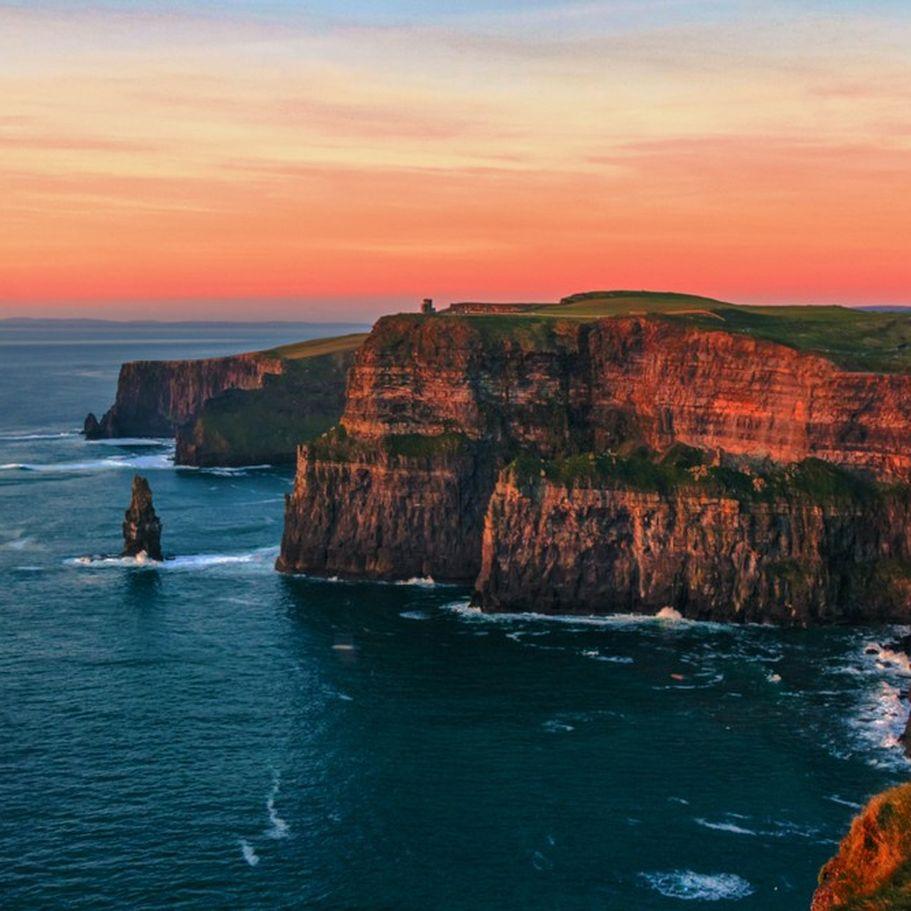 Irland Flugreisen -  Cliffs of Mohr