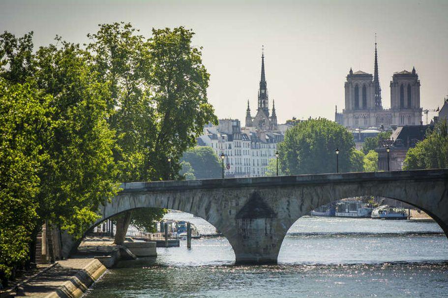 Flusskreuzfahrt Seine - Ufer