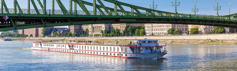 MS Princess de Provence in Budapest