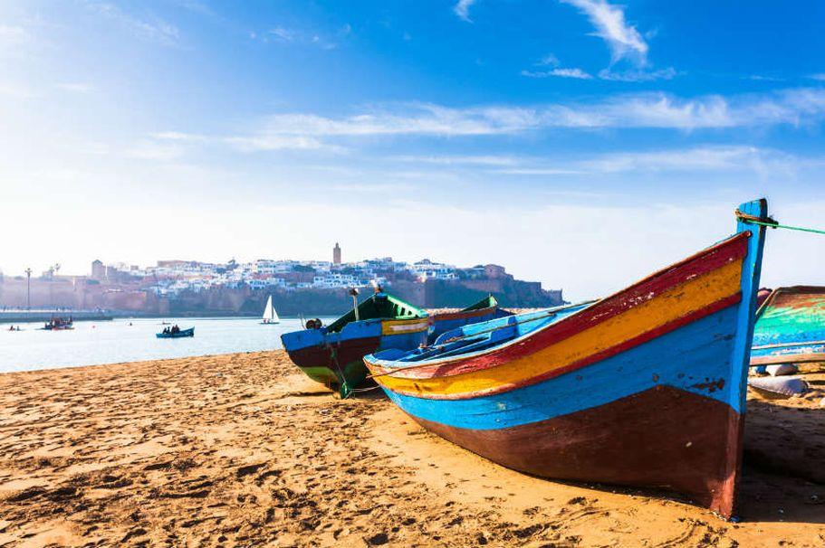 Flugreise Marokko - Rabat