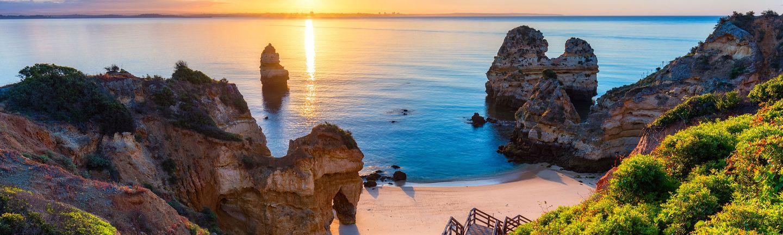 Flugreise Portugal Algarve