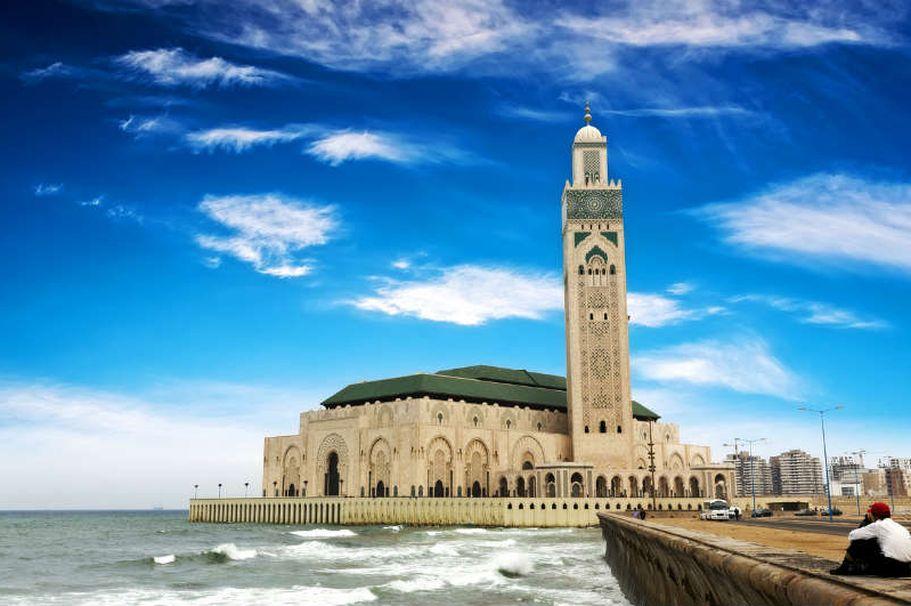 Flugreise Marokko - Casablanca