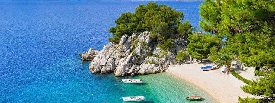 Rundreise Kroatien Bucht