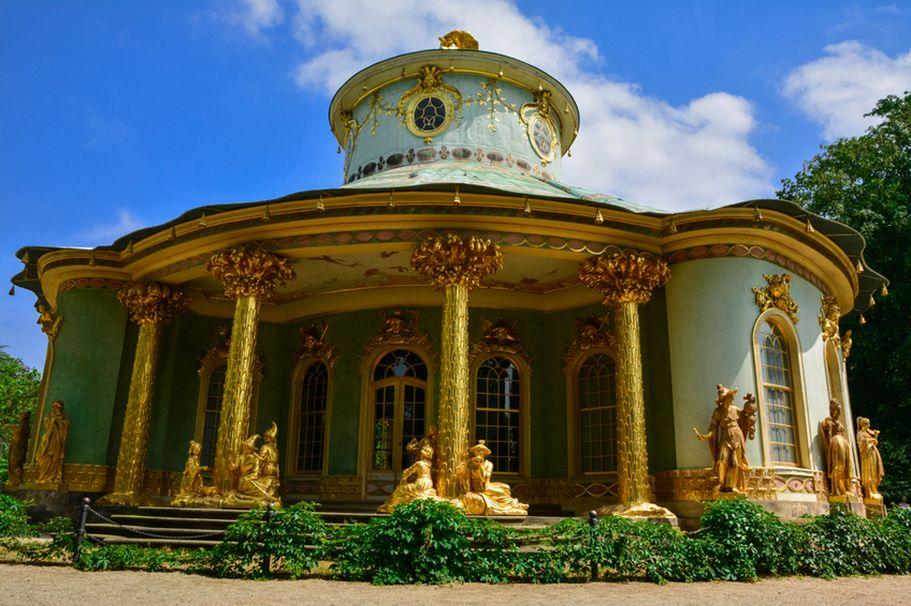 Städtereise Potsdam - Teehaus
