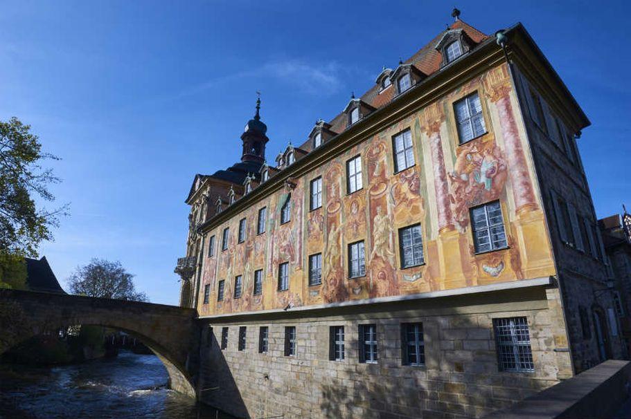 Busreise Bamberg - Alte Stadthalle