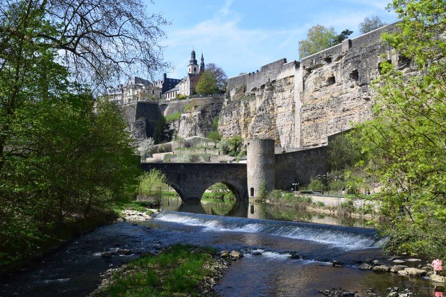 Städtereise Luxemburg - Kasematten