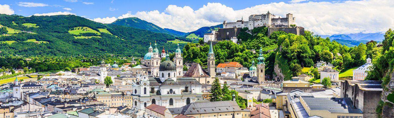 Busreise Salzburg