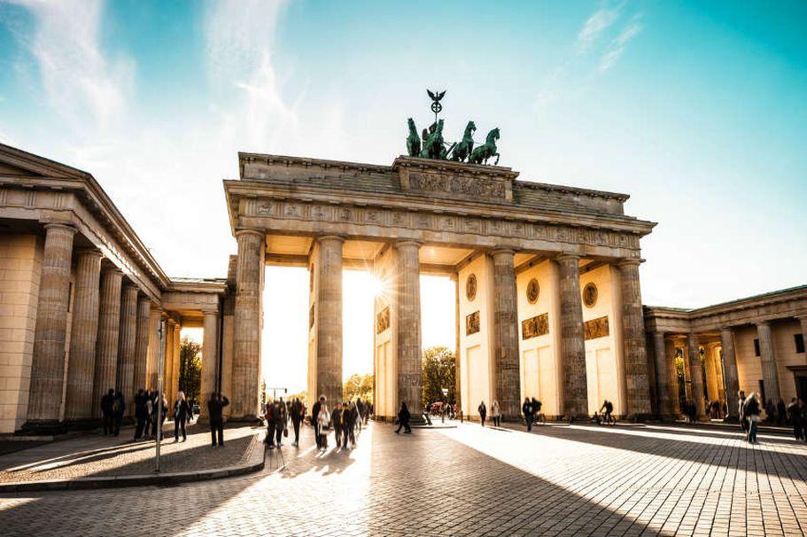 Städtereise Berlin - Brandenburger Tor