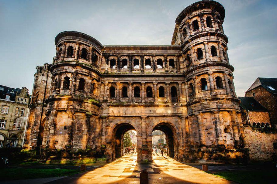 Städtereise Trier - Porta Nigra