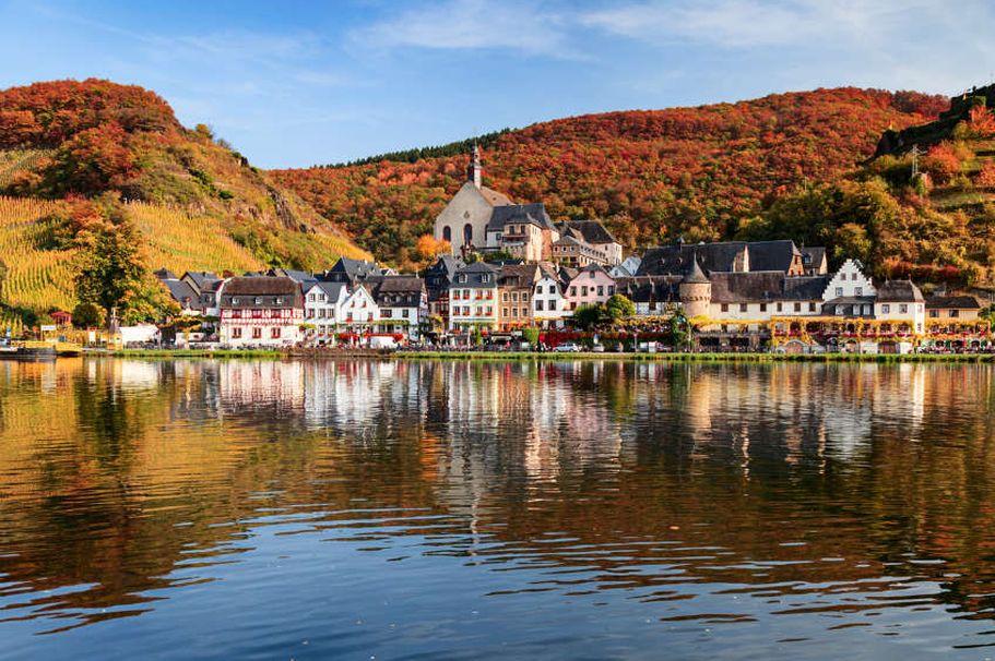 Flusskreuzfahrt Mosel - Weinregion