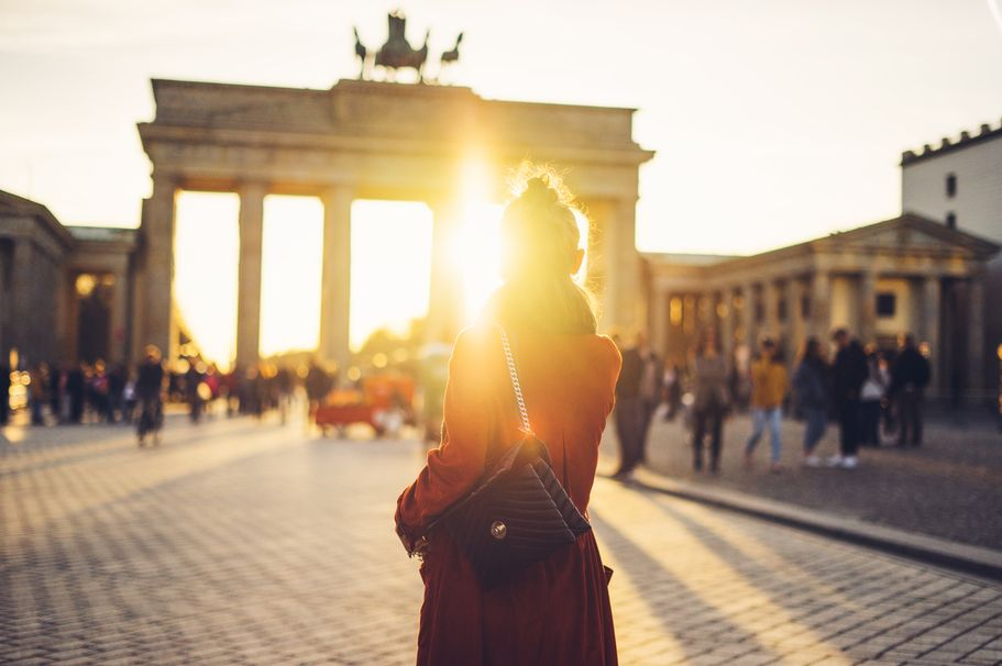 Tagesfahrten Berlin Brandenburger Tor