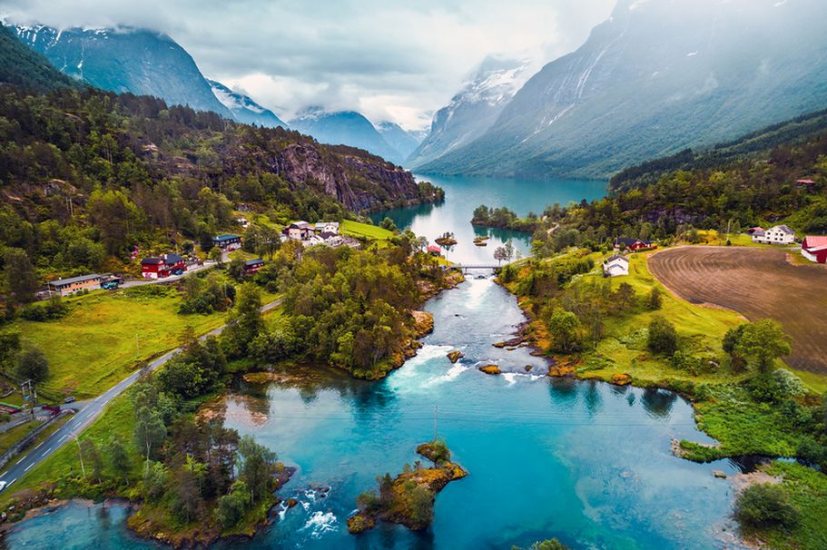 Rundreisen - Skandinavien