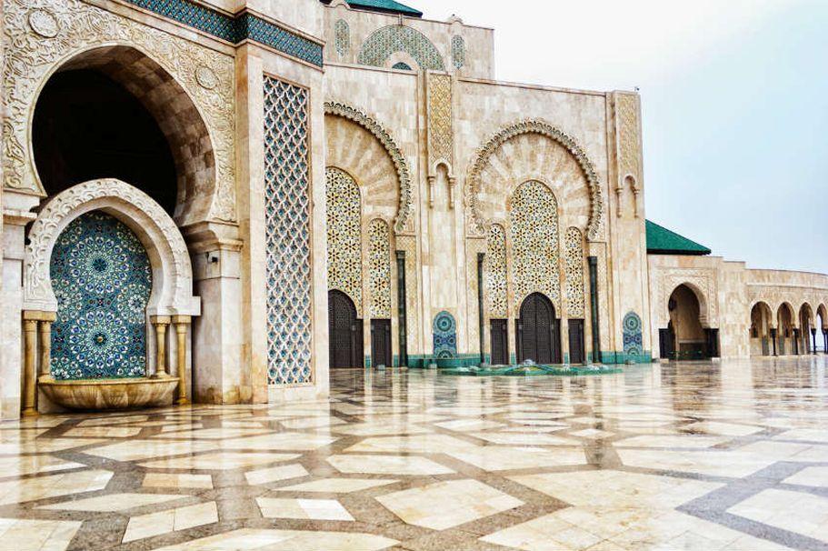 Flugreise Marokko