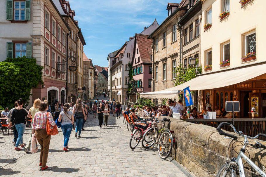 Busreise Bamberg
