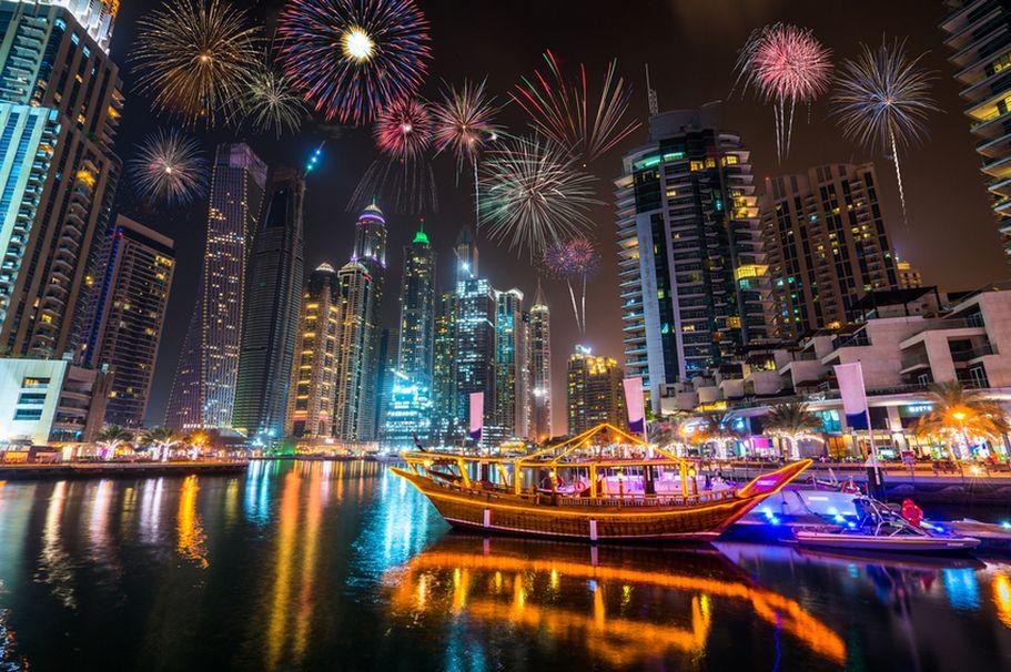 Silvesterreisen - Dubai