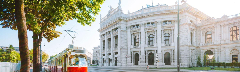 Busreise Wien