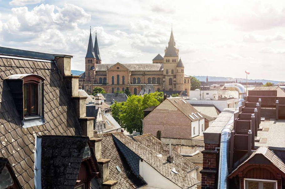 Städtereise Trier - Dom