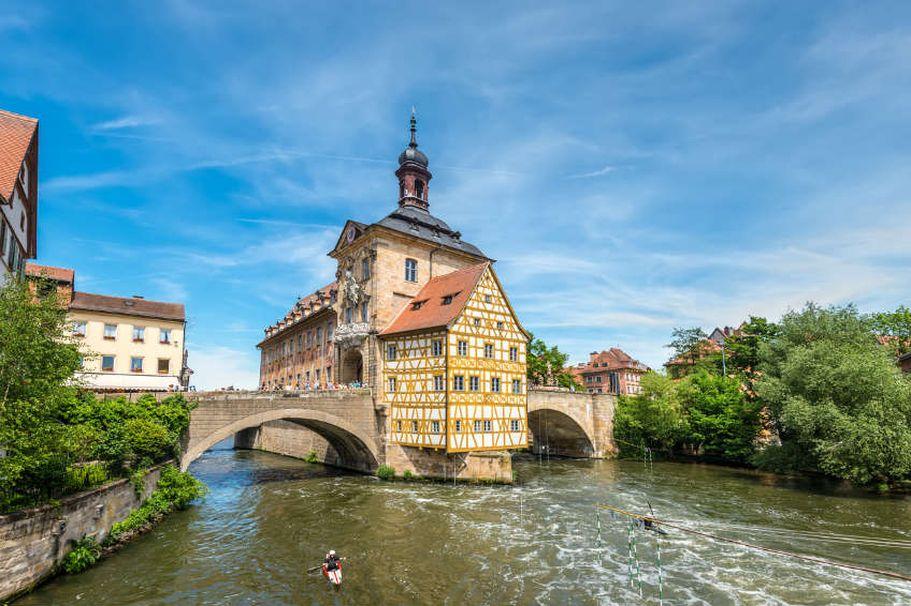 Städtereise Bamberg