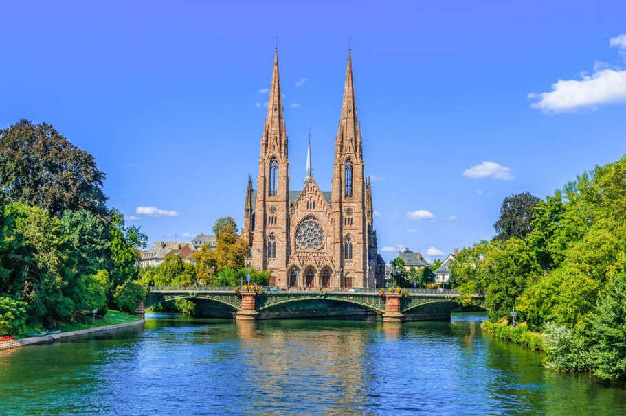 Städtereise Straßburg - Frankreich