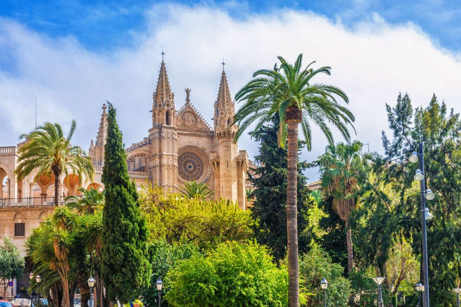 Flugreise Mallorca - Kathedrale