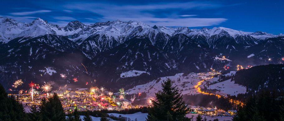 Silvesterreisen - Alpen