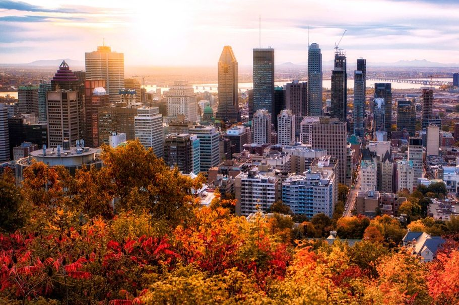 Kanada Flugreisen - Montreal